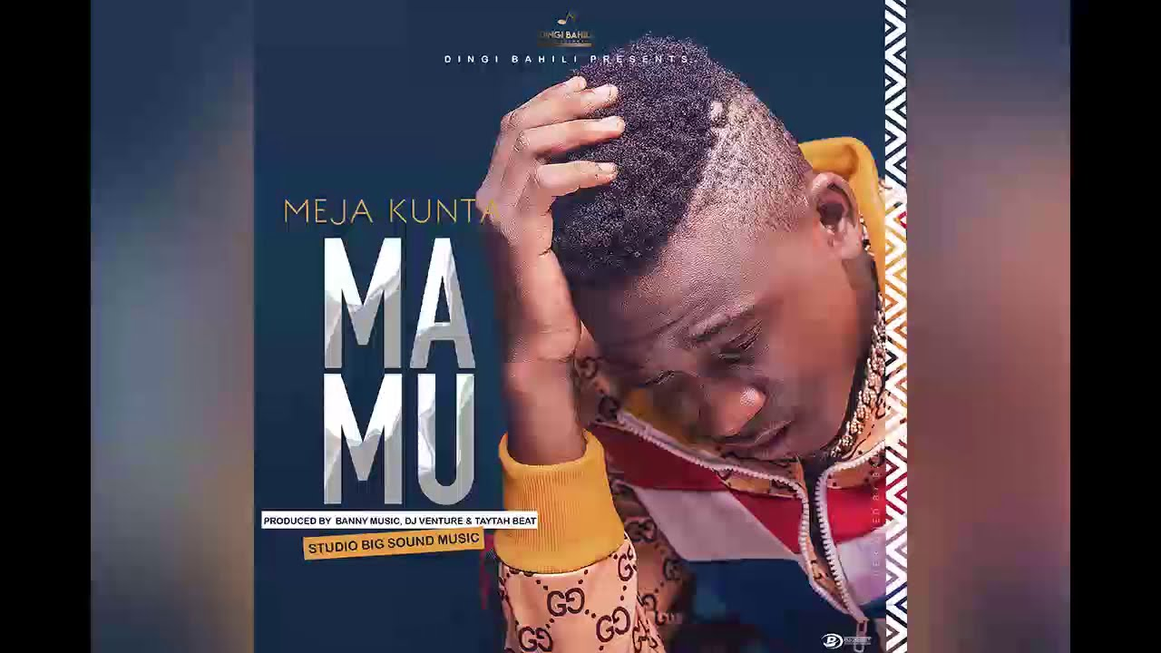 Meja Kunta - MAMU (Official Audio)