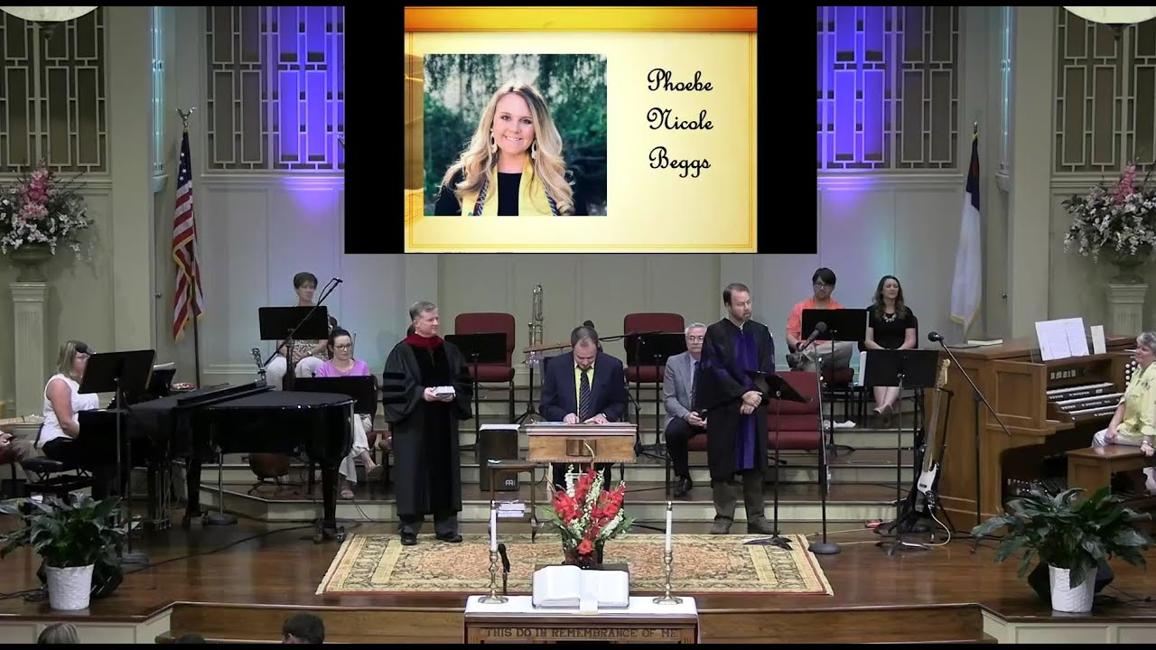 May 16, 2021 Service [Trimmed] at First Baptist Thomson, Streaming License 201531172