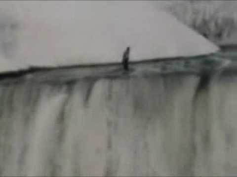 Brink of Death on the Brink of Niagara's Horseshoe Falls