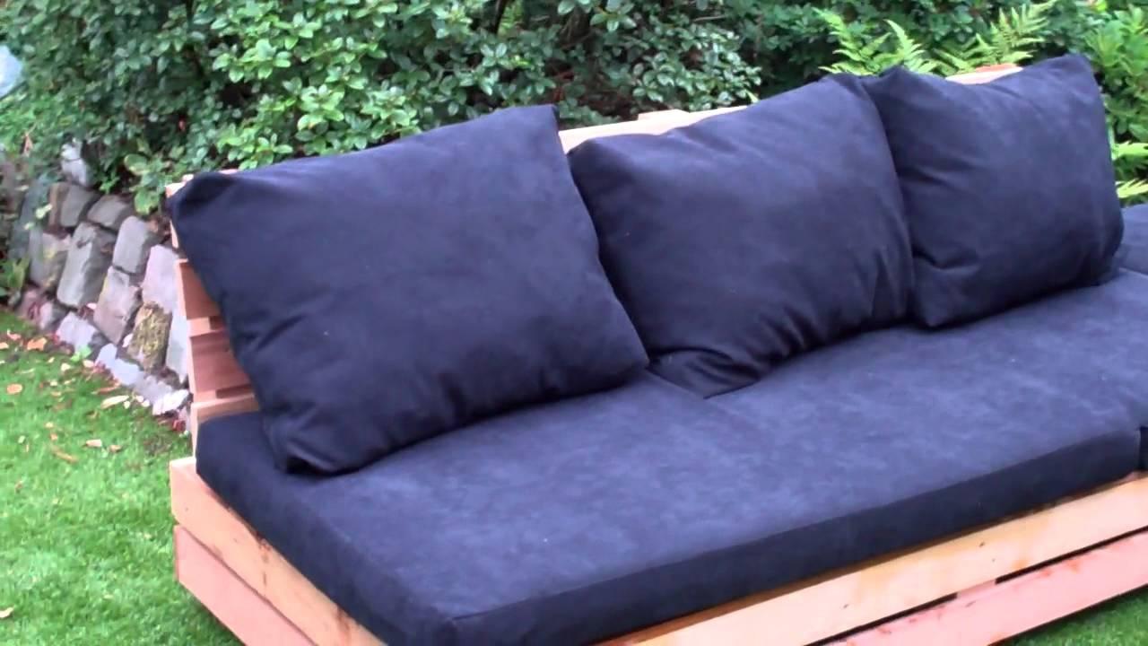 Zelf Kussen Maken : Zelf kussens maken voor loungebank perfect zelf kussens maken