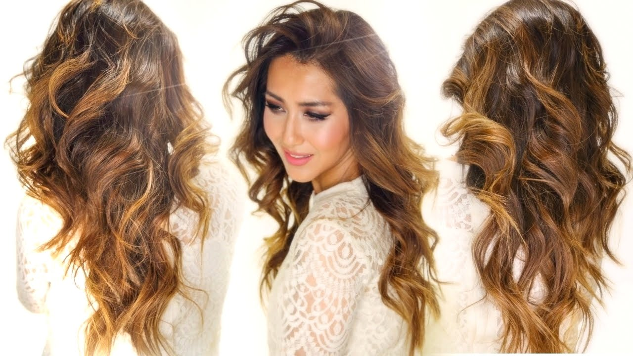 How To My Caramel Hair Color Ombre Hairstyles You