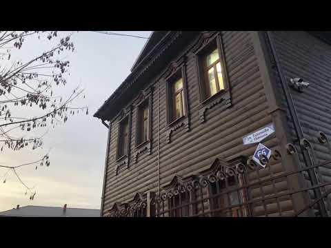 Virtual excursion to the house-museum of Vyacheslav Vasilyevich Tikhonov in Pavlovsky Posad