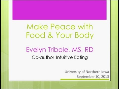 Make Peace with Food & Your Body