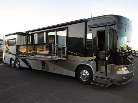 2017 New Motor Coach, Home And  With Very Luxury Interior And Technology RV