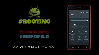 Root Unite 2 Lolipop without PC