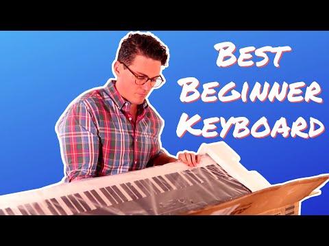 Best Beginner Keyboard - Alesis Recital Keyboard Review