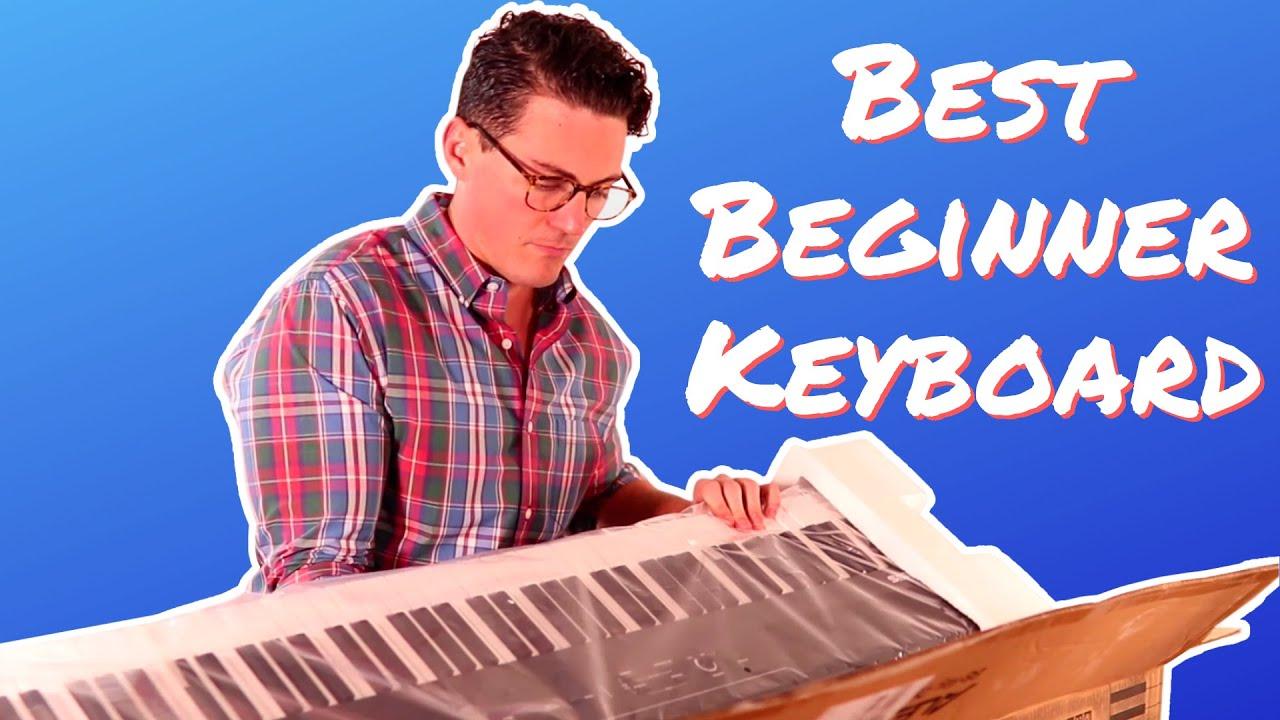 best beginner keyboard alesis recital keyboard review youtube. Black Bedroom Furniture Sets. Home Design Ideas