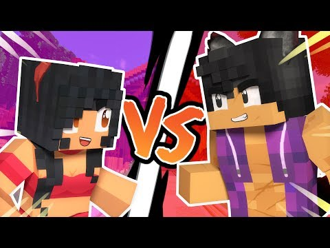 Aphmau VS Aaron | Guess Who