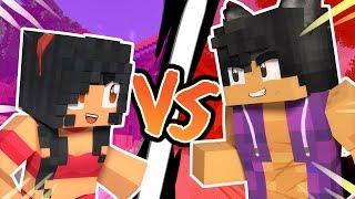 Aphmau VS Aaron | Guess Who