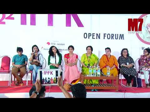 IFFK 2017 DAY 3 OPEN FORUM | WCC | PART 1