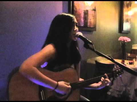 Maddy's Performance at Thai Spice: Rocketeer (cover)