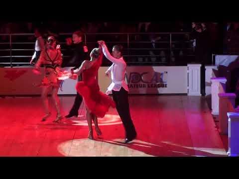 Igor Stifutin - Kalashnikova Polina Cha-Cha Autumn Moscow 2017 Junior 1 Latin