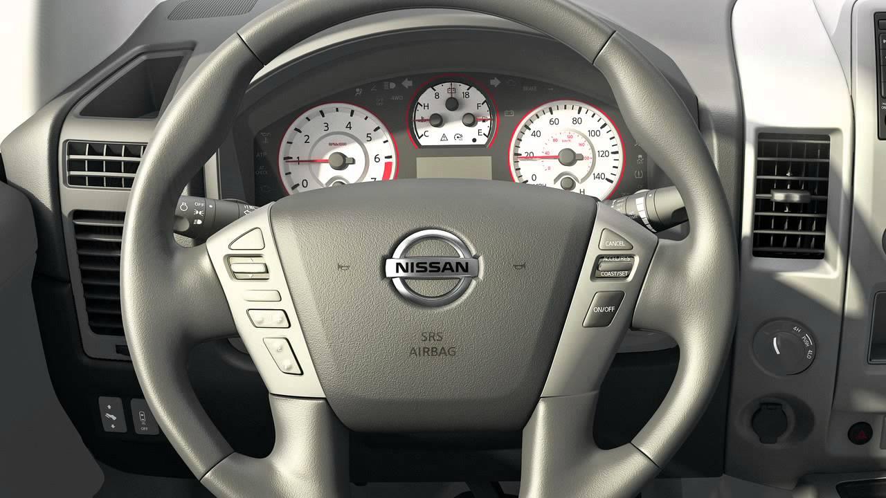 2015 Nissan Altima >> 2013 NISSAN Titan - Shift Lock Release - YouTube