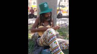 Marcos Rasta Cantando samba