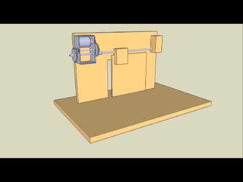 Puerta de garaje youtube for Puerta corredera de taller