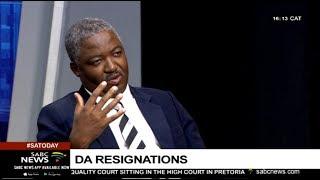 Talking DA politics with Prof. Mcebisi Ndletyana