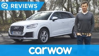 Audi Q2 SUV 2018 in-depth review | Mat Watson Reviews