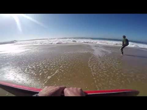 Bodyboarding Wedge POV | September 24th | 2016 (RAW FOOTAGE)
