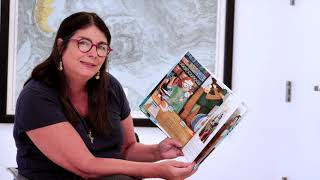 """Maureen Raymo Reads """"Ocean Speaks,"""" a Children's Picture Book About Marie Tharp"""
