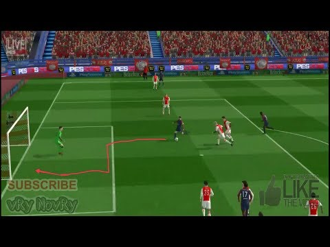 gol paling cantik fts mod | android games (most beautiful goal)