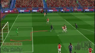 gol paling cantik fts 18 mod | android games (most beautiful goal)