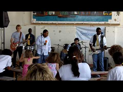 Migraine - Ain't no Sunshine - Settlement Music School Summer Jam