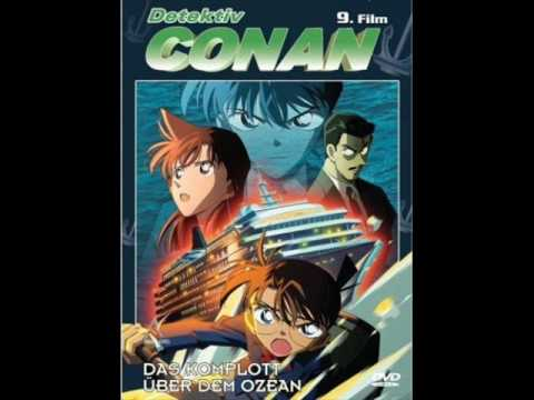 Detektiv Conan / Case Closed Movie OST - Main Theme (Above the Depths Version)