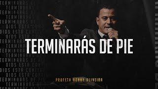 Profeta Ronny Oliveira   Terminarás de Pie