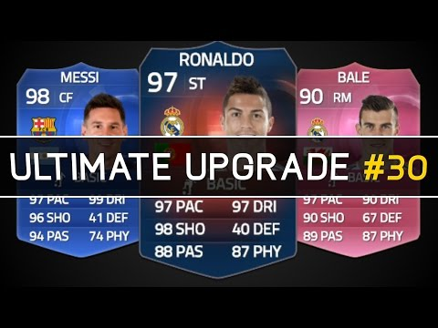 FIFA 15 Ultimate Upgrade La Liga #30