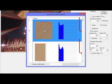 Analyse des matériaux avec le logiciel MIET