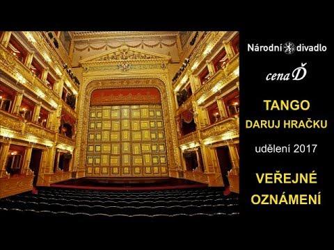 Daruj hracku Tango manazeri na voziccich - udílení Ceny Ď, podekovani-blahoprani-verejne prohlaseni