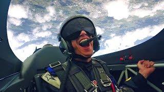 Реакция Организма на Перегрузку в 4G. Red Bull Air Race