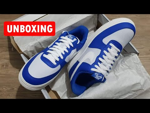 NIKE Air Force 1 '07 UNBOXING + CLOSER LOOK #airforce #af1 #lifestyle #sneakers