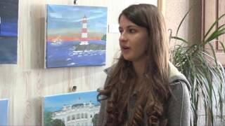 Expo Jeunes talents - Rencontre avec Louise
