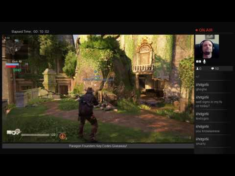 [TWITCH]UNCHARTED 4-Multiplayer Daily Challenge:China Lake!