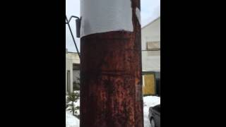 Видеоурок по нанесению грунт-эмали СЕВЕРОН велюровым валиком(, 2016-02-13T12:54:04.000Z)