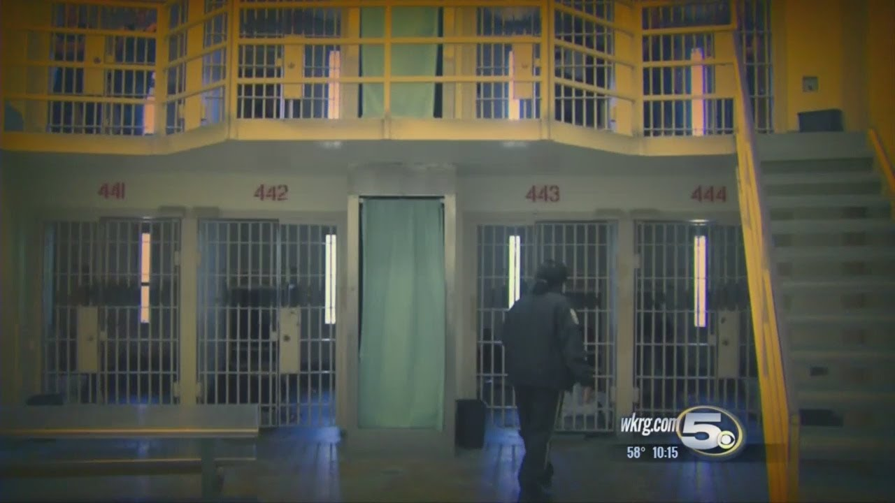 Pregnant Behind Bars: News 5 Investigates Conditions at Mobile Metro Jail