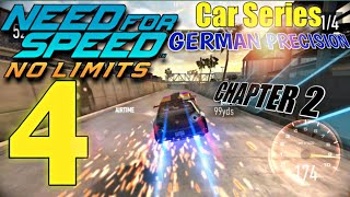 NEED FOR SPEED No Limits - Car Series : German Precision: Chapter 2 | part 4