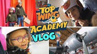 Andiamo All'accademia Top Wing : Vlog Famiglia Gbr