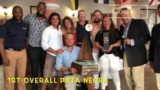 2019 Antigua Bermuda Race Prize Giving