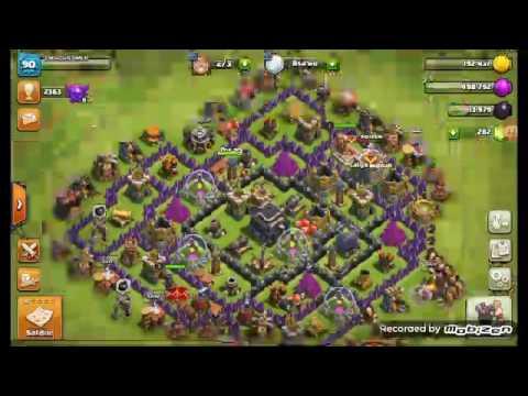 Clash of clans s1b1 farm yapma