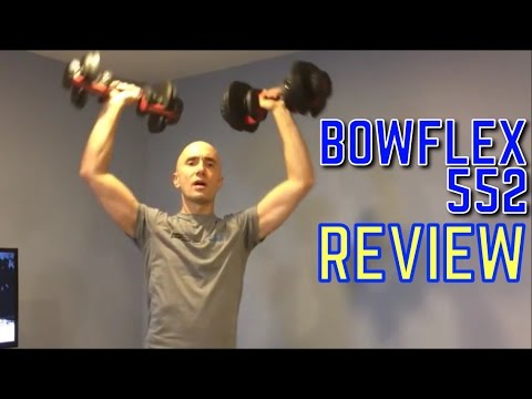 Bowflex SelectTech 552 Dumbbell Review