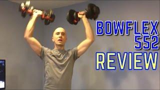 Bowflex SelectTech 552 Dumbbell Review