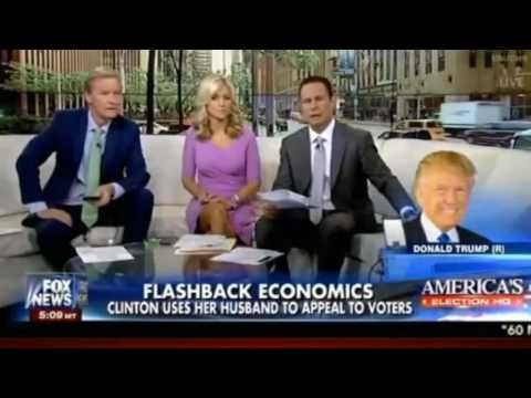 FOX & FRIENDS; May 20,16 Donald Trump Interview, Miss USA 2015 weighs in on Trump's 'woman