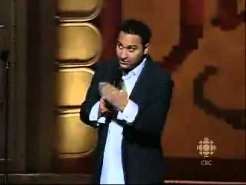 russell peters how to become a canadian citizen show