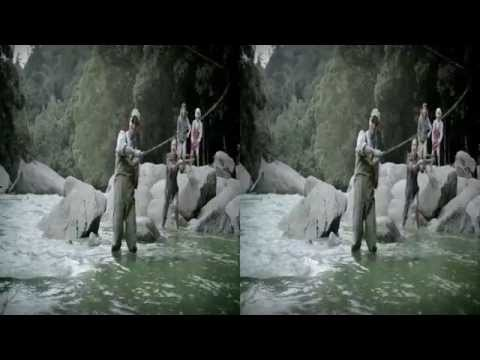 LG 3D Demo - Summer Vacation - 3D Side by...