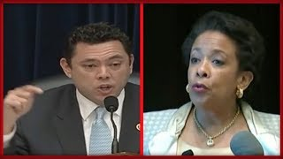 JASON CHAFFETZ JUST UNCOVERED THE TRUTH ABOUT LORETTA LYNCH AND SHE WANTS IT BURIED