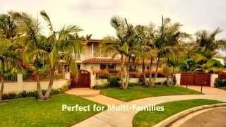 Tropical Paradise in Encinitas, San Diego Vacation Home Rental
