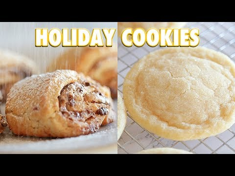 The Top 5 Holiday Cookies