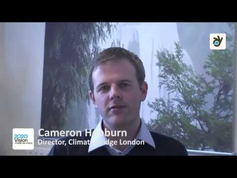 Cameron Hepburn, Director of Climate Bridge, on low-carbon revolution